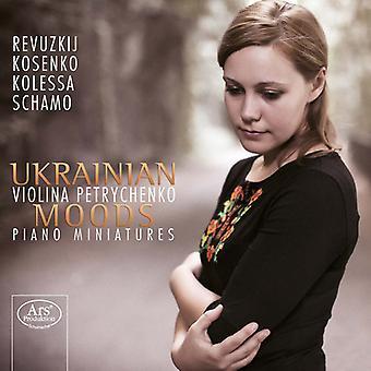 Kolessa / Petrychenko, Violina - ucraniano humores - Piano miniaturas [SACD] USA import