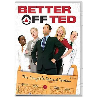 Better Off Ted: The Complete Second Season [DVD] USA import