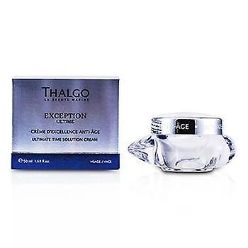 Thalgo Exception Ultime Ultimate Time Solution Cream - 50ml/1.69oz