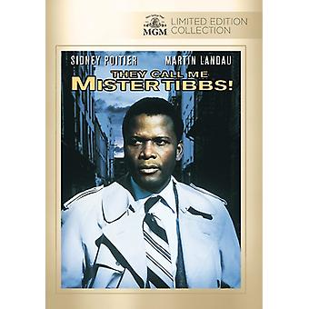 They Call Me Mr Tibbs [DVD] USA import