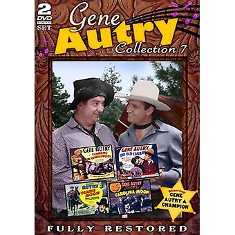 Gene Autry Movie Collection 7 [DVD] USA importerer