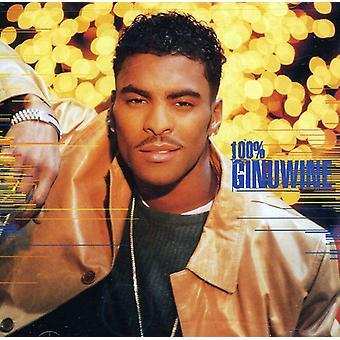 Ginuwine - 100 Percent Ginuwine [CD] USA import