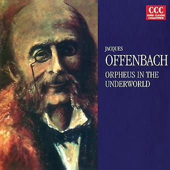 J. Offenbach - Jacques Offenbach: Orpheus in de onderwereld [CD] USA import