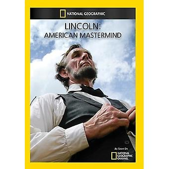 Lincoln: American Mastermind [DVD] USA import