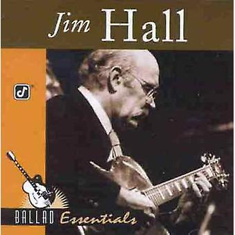 Jim Hall - Ballad Essentials [CD] USA import