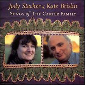 Stecher/Brislin - sange af Carter Family [CD] USA importen
