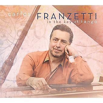 Carlos Franzetti - i nøglen af Tango [CD] USA importen