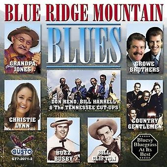 Blue Ridge Mountain Blues - Blue Ridge Mountain Blues [CD] USA import
