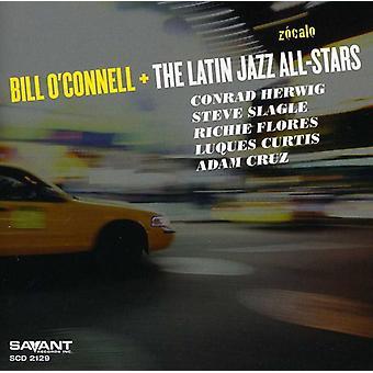 Bill O'Connell - Zocalo [CD] USA import