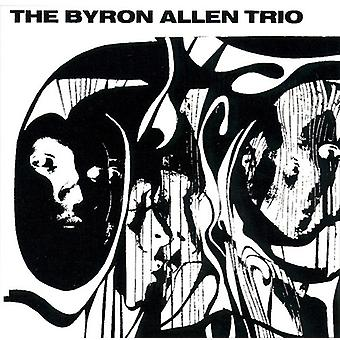 Byron Allen - Byron Allen Trio (Limited Edition) [CD] USA importerer