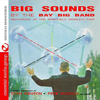 Bay storband - Big ljud [CD] USA import