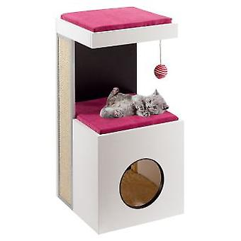 Ferplast Cat Tree Diablo (Cats , Toys , Bedding , Scratching Posts , Beds)