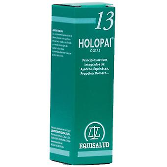 Equisalud Pai-13 HOLOPAI (antibiotiques anti-infectieux)