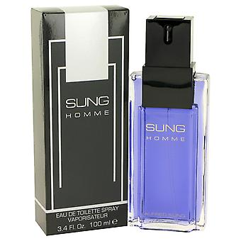 Alfred Sung Men Alfred Sung Eau De Toilette Spray By Alfred Sung