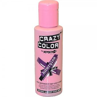 Crazy Color Crazy Color – Aubergine 100ml