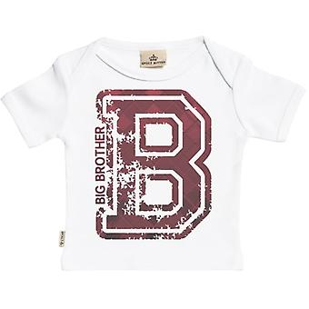 Spoilt Rotten Big Brother Short Sleeve Baby T-Shirt