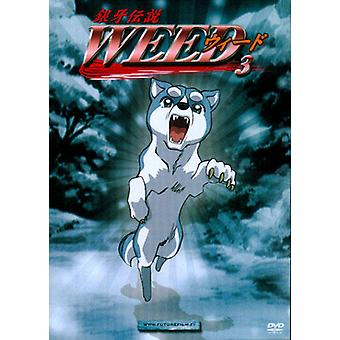 Weed Silver arrow dreng vol. 3 (DVD)