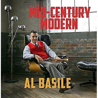 Al Basile - midten af århundredet moderne [CD] USA import