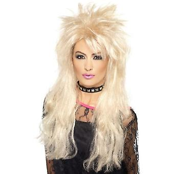 Smiffys 80S Long Mullet Wig Blonde (Costumes)