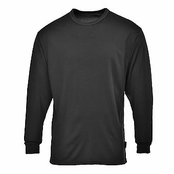 Portwest - Thermal BaseLayer Underwear Work-Sport Long Sleeved T-Shirt Top