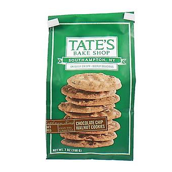 Tate's Bake Shop Chocolate Chip Walnut Cookies 2 Bag Pack