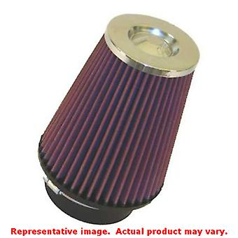 K&N Universal Filter - Round Cone Filter RF-1008 None 0.313 in (8 mm) Fits:HOND