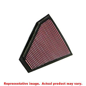K&N Drop-In High-Flow Air Filter 33-2332 Fits:BMW 2008 - 2013 128I L6 3.0 2006