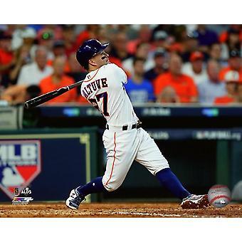 Jose Altuve Home Run Game 1 of the 2017 American League Division Series Photo Print