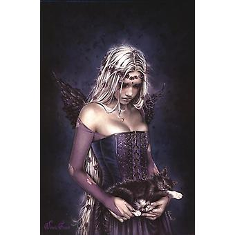 ビクトリア フランシスによって天使死ポスター ポスター印刷