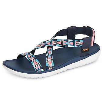 Teva Terra Float Livia W Pink Blue 8961639   women shoes