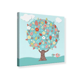 Canvas Print The Nursery Tree