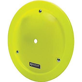 Allstar Performance ALL44238 Universal Wheel Coverneon Yellow