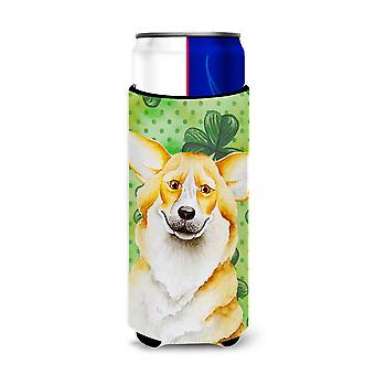 Corgi Shamrocks Michelob Ultra Hugger for slim cans