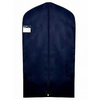 Caraselle Navy polypropylen åndbar Suit Cover