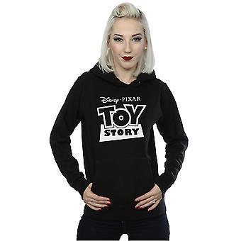 Brinquedo história logotipo contorno Hoodie Disney feminino