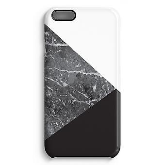 iPhone 6 Plus Print caja completa (brillante) - combinación de mármol
