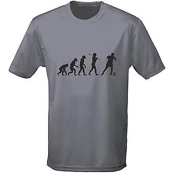 Football Evolution Mens T-Shirt 10 Colours (S-3XL) by swagwear