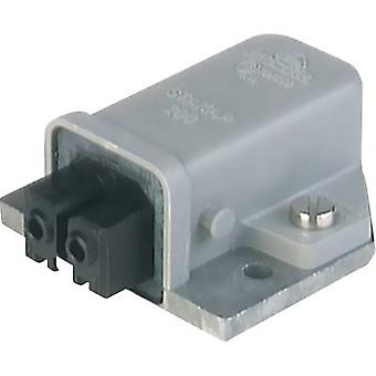 Mains connector Series (mains connectors) STAKAP Socket, vertical vertical