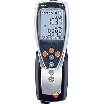 testo 435-2 Aktions-Set Hygrometer 0 % RH 100 % RH Promo set Calibrated to: Manufacturer's standards (no certificate)