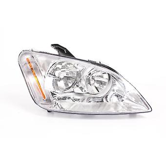 Right Headlamp (Electric Without Motor) For Ford FOCUS C-MAX 2003-2007