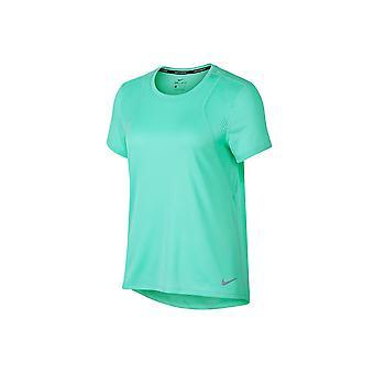 Nike W uitvoeren Top SS Tee 890353-349 Womens T-shirt