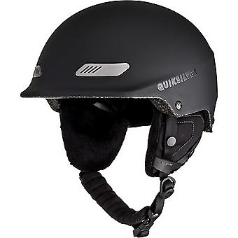 Quiksilver Boys Wildcat Shock Absorbing Fleece Lined Ski Helmet