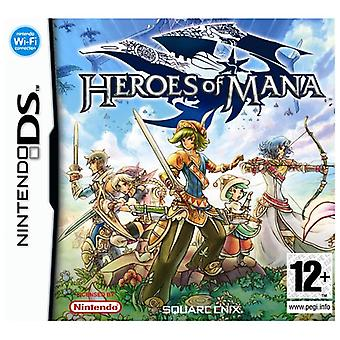 Heroes of Mana (Nintendo DS) - Factory Sealed