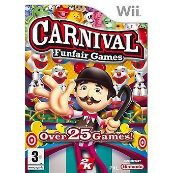 Carnival fête foraine jeux (Wii)