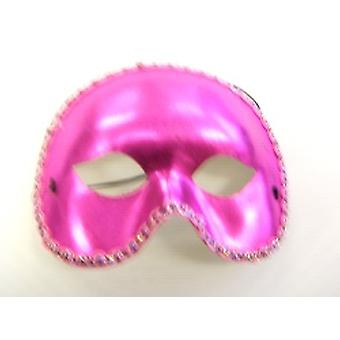Cocktail Hot Pink Party Eyemask