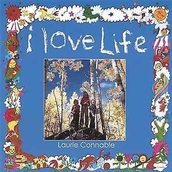 Laurie Connable - I Love Life [CD] USA import
