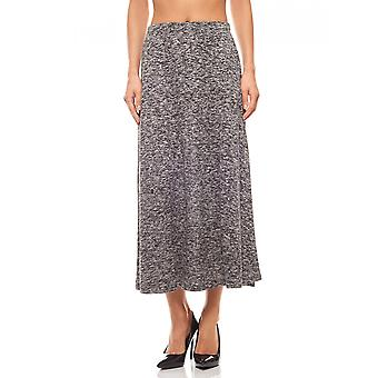 Summer Maxi skirt mix short size anthracite BOYSEN BB´s