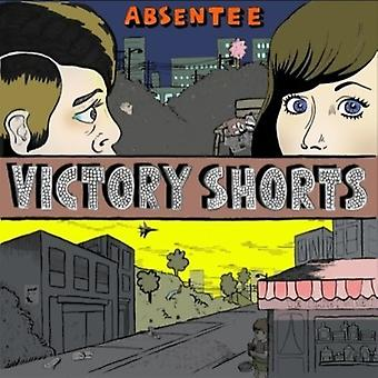 Absentee - Victory Shorts [Vinyl] USA import