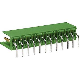 TE Connectivity 280616-1 Pin strip (standard) AMPMODU MOD I Total number of pins 4 Contact spacing: 3.96 mm 1 pc(s)