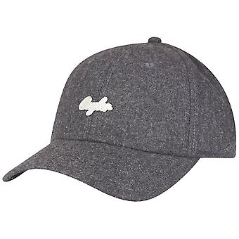 Cayler & sons Curved Strapback Cap - PINNED heather grey